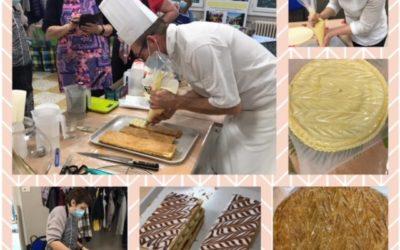 L'atelier pâtisserie, avec Rémy, ça déchire !
